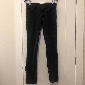 Levi's black 510 denim pants